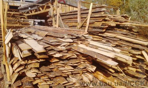 продам дрова с пилорамы