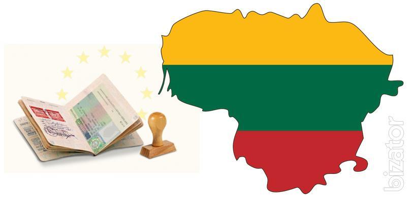 Шенгенская виза в Литву, Литовская Шенген виза на год