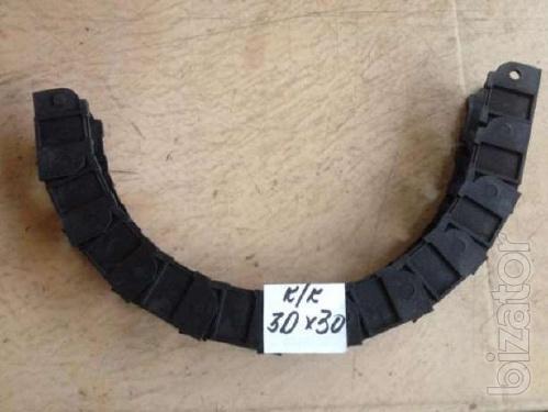 Кабельканал-кабелеукладчик 30х30