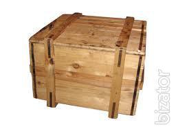 ящики деревянные крупногабаритные, контейнеры овщные