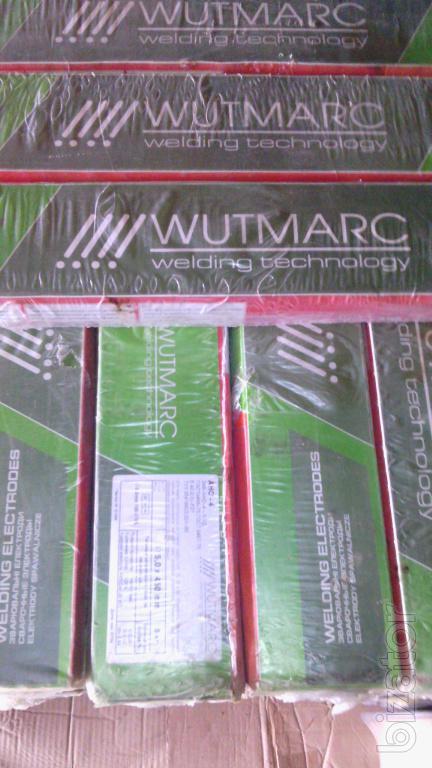 Электроды wutmarc АНО-4 диаметр 5мм