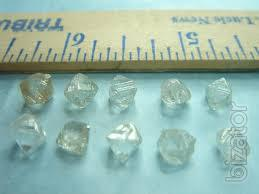 We have rough diamonds for sell