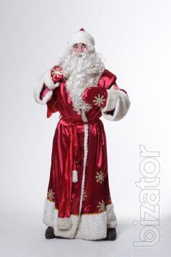Дід Мороз, ведучий, жива музика, ді джей на Новий рік, корпоратив Київ