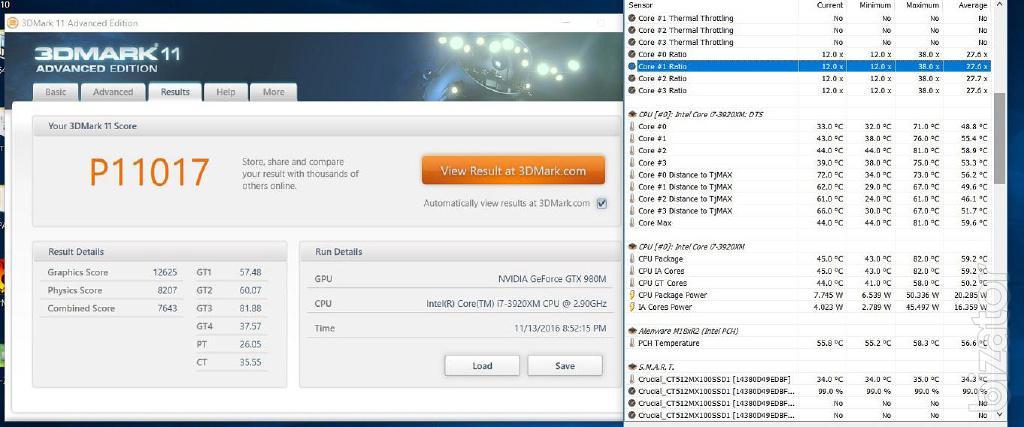 Dell Alienware m18xR2 Мощный игровой ноутбук.
