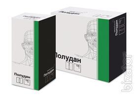 Продам Полудан лиоф.пор.назальные капли n1 фл.