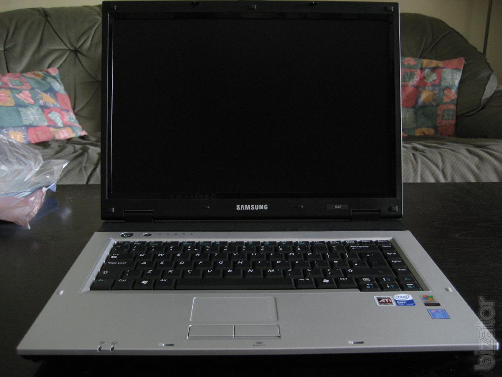 Продам по запчастям ноутбук Samsung R40 (разборка и установка).