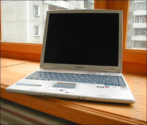 Продам по запчастям ноутбук Samsung X10 (разборка и установка).