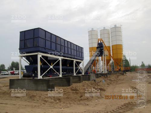 zzbo lenta-106 Concrete Plant