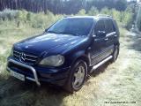 Mercedes ML320;1999 г.; американец; укр. регистрация; растаможенна100%; автомат.