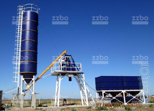 Zzbo skip-30 Concrete Plant