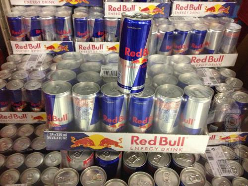 Red Bull Energy Drinks 250ml cans