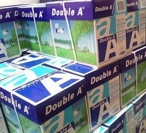 Double A4 Copy Paper, Xerox Multipurpose Copy Paper (80gsm/ 75gsm/ 70gsm)