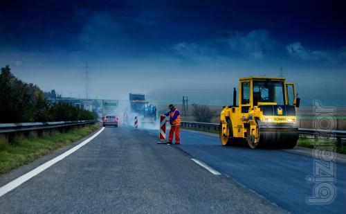 road bitumen 60/90, 90/130 in the Republic of Crimea