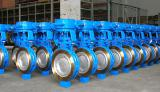 Supply butterfly valves triple eccentric from China