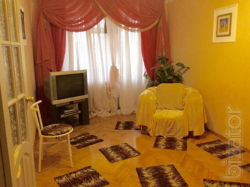 Посуточная аренда 1-2 ком кв в Киеве возле метро Нивки, Святошин