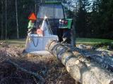Трелевочные канатные лебедки Farmi Forest (Финляндия)