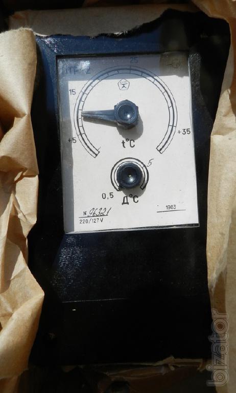 Регулятор температуры ПТР-П