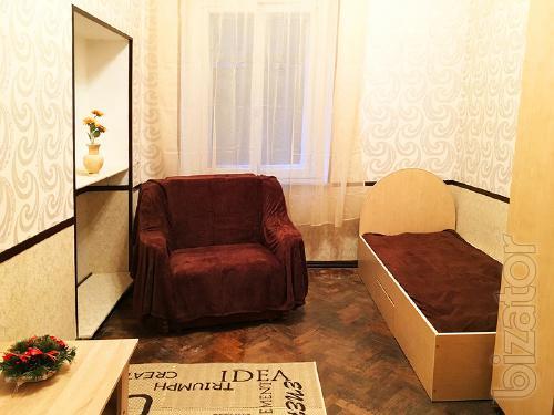 Продам СВОЮ комнату! Соборная площадь! Бельгийка! Мебель+техника+ремонт в подарок)