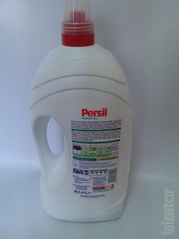 Жидкий стиральный порошок Persil Business line 5.81l оптом