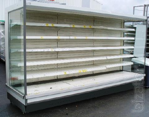 Горки холодильные  б/у Linde из Германии