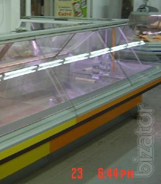 Холодильные витрины б/у Linde