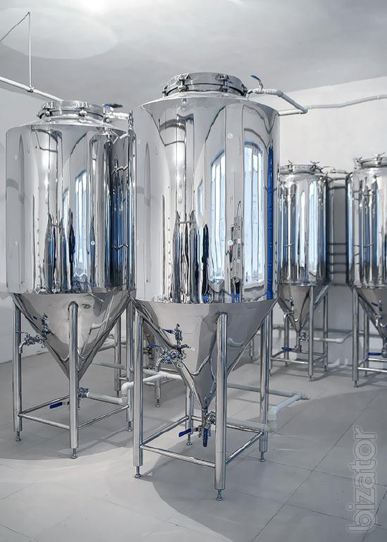 Мини-пивоварня 300 л