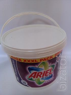 Стиральный порошок в ведрах Ariel Actilift Febreze 10,4кг