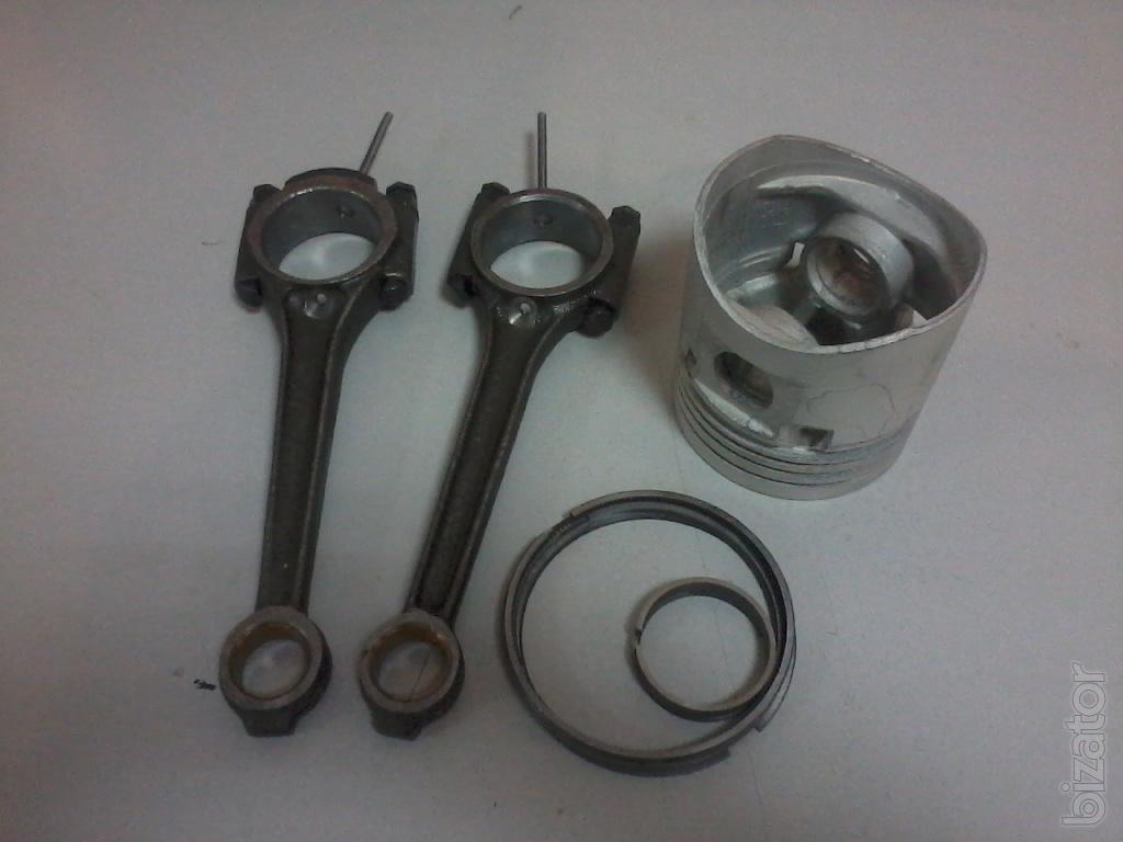 Запчасти компрессора ГСВ, СБ4, LB, СО-7Б, У43102, 155-2В5У4