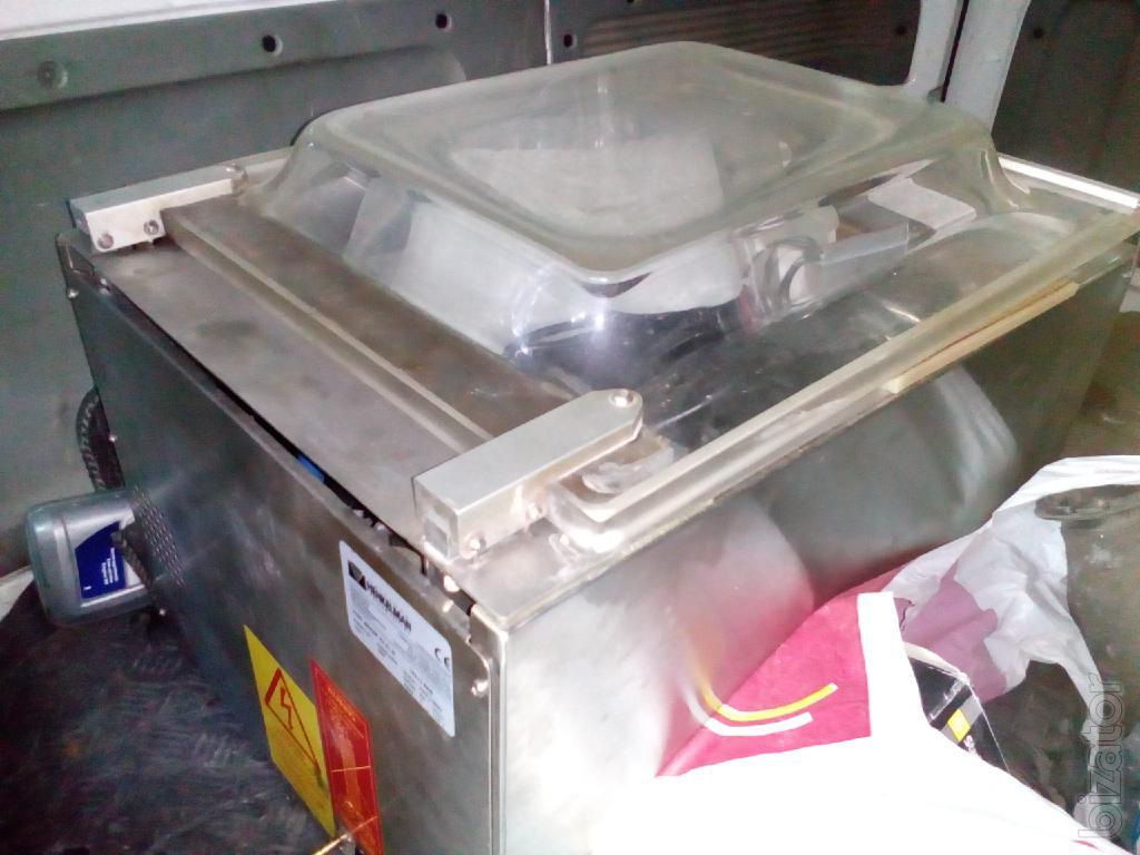 Продам вакуумную упаковочную машину Henkelman (Голландия), Boxer 42 XL, б. у., 2006 г. , с функцией газации.