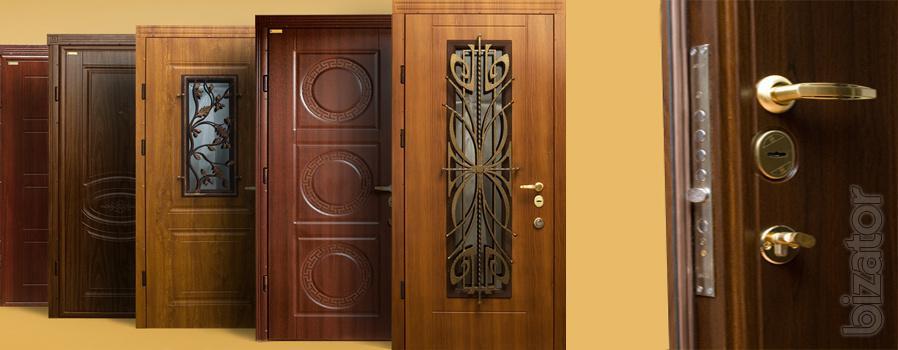 Бронированные Входные Двери - Опт и Розница от Производителя