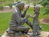 Скульптуры, изготовление скульптур, станковая скульптура