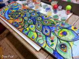 Художественная мозаика на заказ
