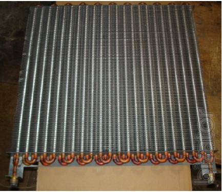 Конденсатор радиатор кондиционера комбайна, трактора (560Х570), Харьков