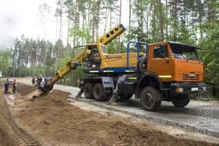 Excavator scheduler Golden hand-DCP 114