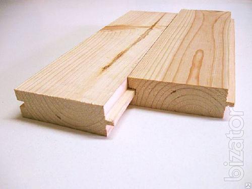 Дерев'яна дошка для підлоги