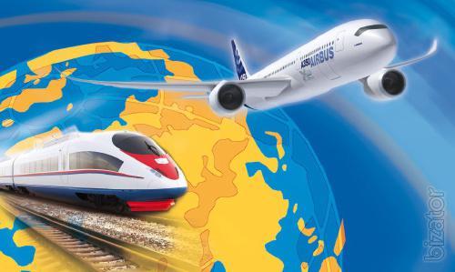 Заказ трансфера в Москве и стране пребывания в авиакассах и онлайн