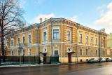 "Luxurious halls of the Mansion of the Minister of War"" in the center of St. Petersburg!"