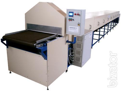 Печь конвейерная модульная ПКМ