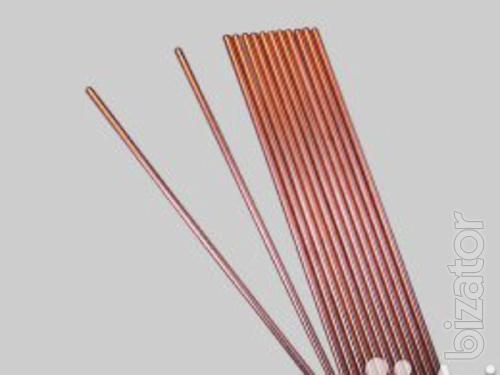 Электроды угольные 6мм