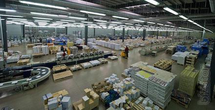 Производство упаковки с оборудованием на 27 млн и долгом в 14,5 млн.