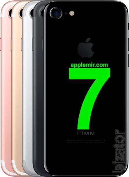 Новые мобильные телефоны Apple iPhone 7