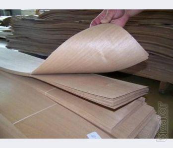 Edged timber