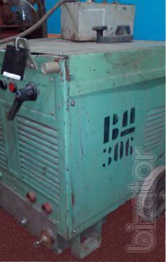Сварочный выпрямитель ВД-306 УЗ б/у  с гарантией