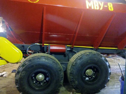 Продам розбрасиватель минеральных удобрений МВУ-8, 6, 5. РМГ-4