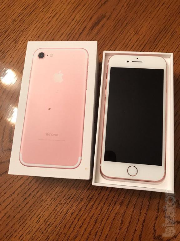 Apple, iPhone 7 Plus 256GB Gold Оригинал разблокирована