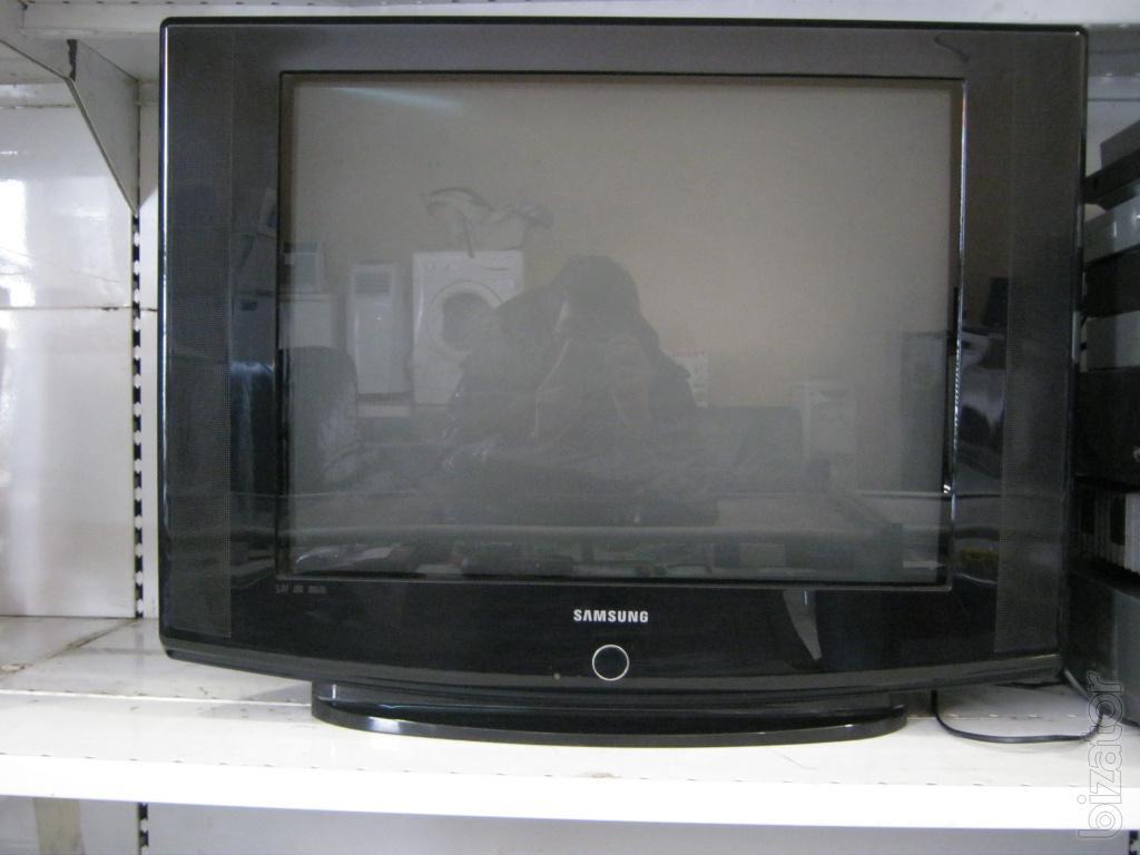 ЭЛТ-телевизор с плоским экраном Samsung CS-29Z47HSQ