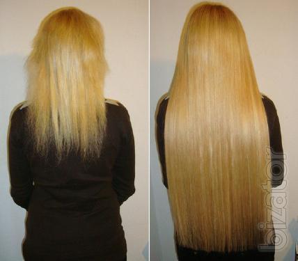 Мечтаете о длинных волосах?Наращивание волос в Днепропетровске