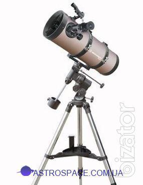 Telescope bresser has Pluto 114/500 EQ SKY