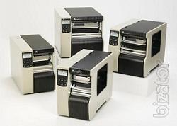 The best semi-industrial label printer Zebra 105SL