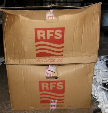 Antenna Andrew, RFS